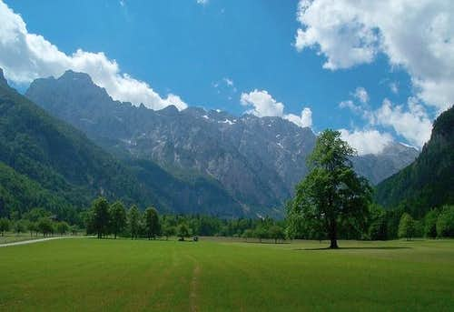 Kamnik Alps