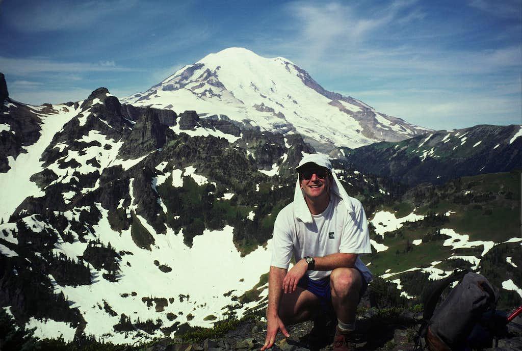 Summit of Barrier Peak