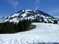 The south side of South SIster.