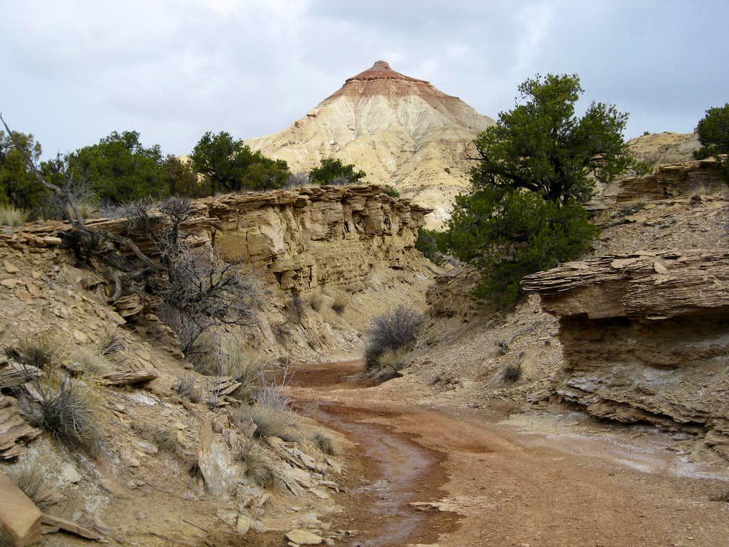 Wickiup Canyon