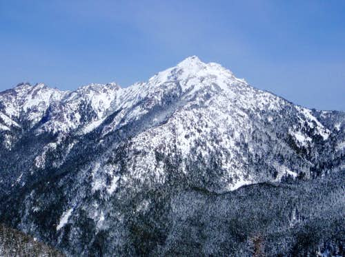 Mount Angeles West Face