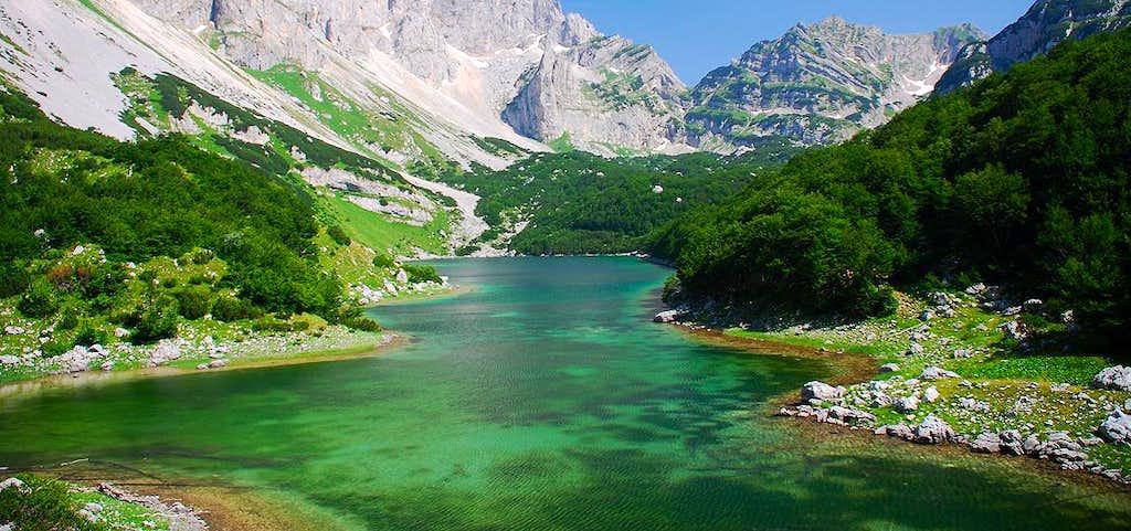 Škrka Lakes Valley