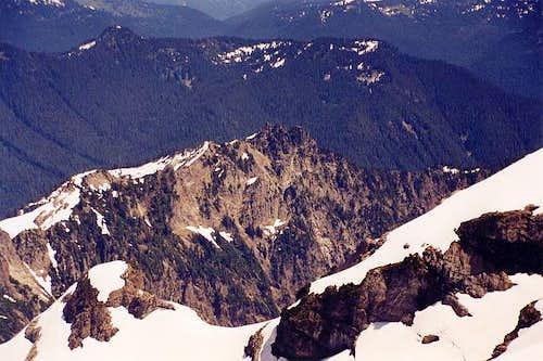 A view of Goblin Mountain...