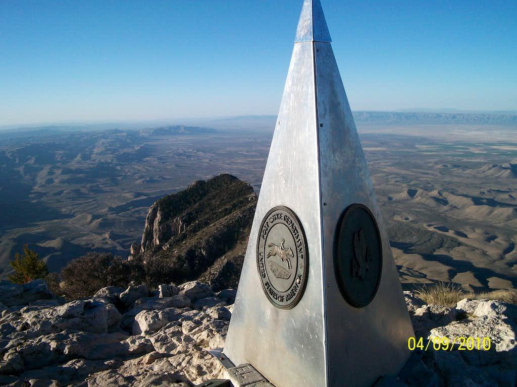 Guadalupe summit/El Capitan