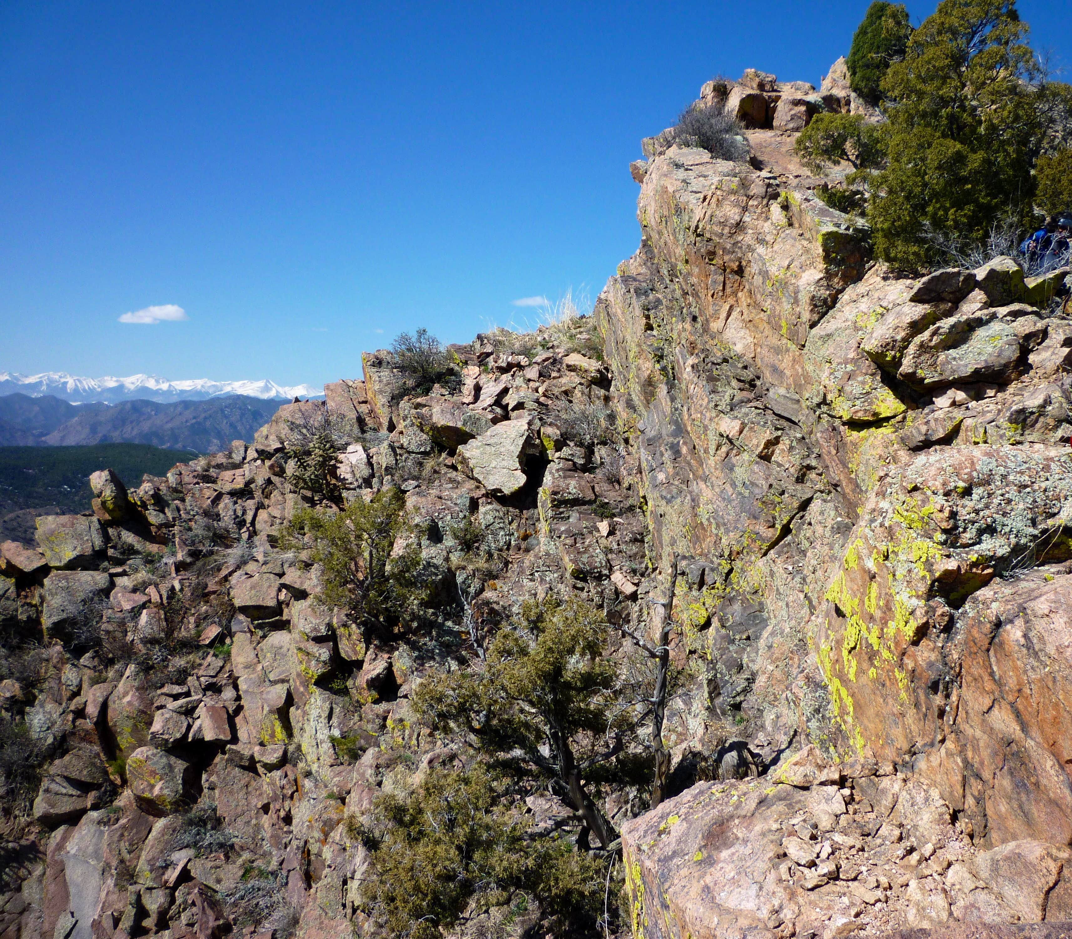 Royal Gorge Hills and Grand Canyon Hills