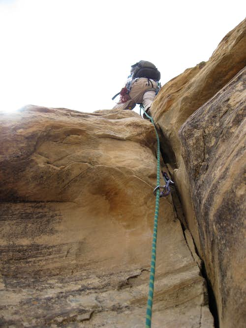 Leading the Crux