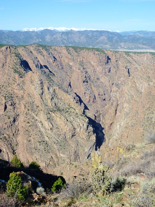 Across the Royal Gorge