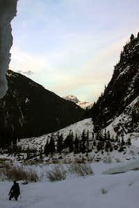 Sloan Peak in background