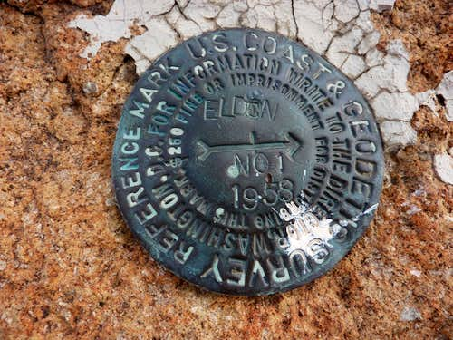 Mt. Elden Benchmark