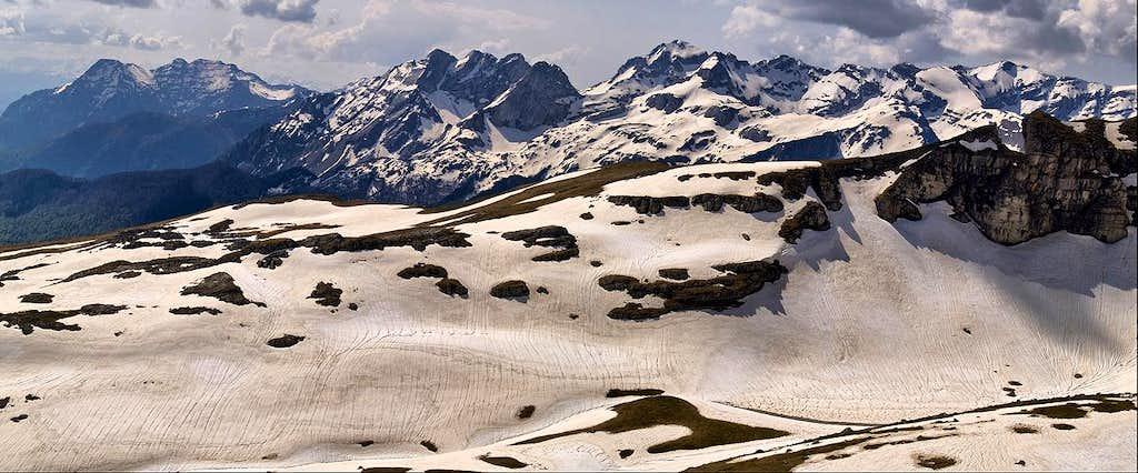 Moračke Planine massif