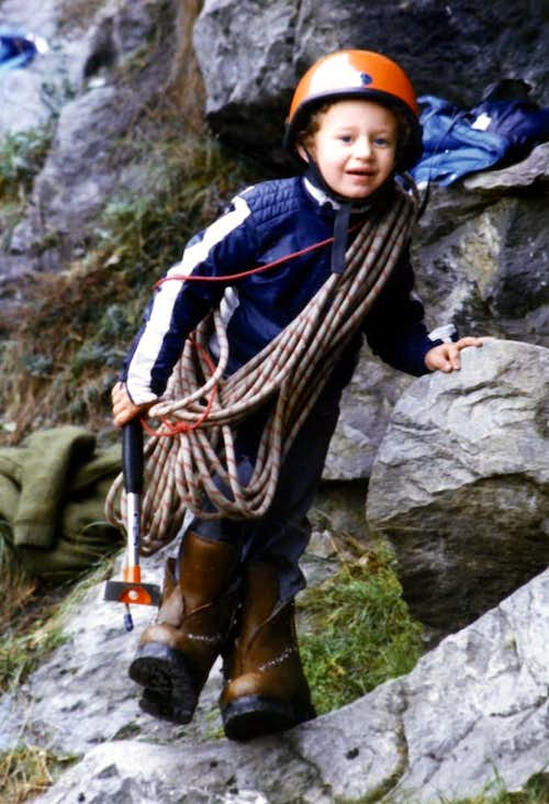 Emilius's in the SUMMIT and Surroundings EMOTIONS & SUGGESTIONS Climber APPRENTICE in