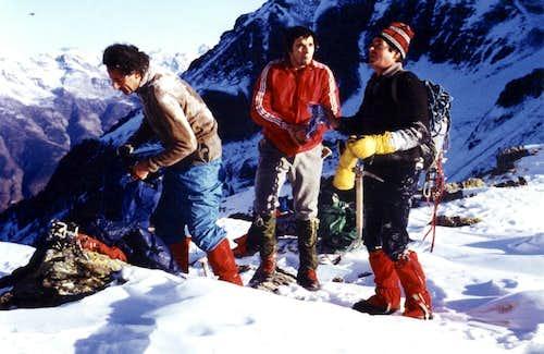 Mount Emilius & Surroundings After AVALANCHE 1980