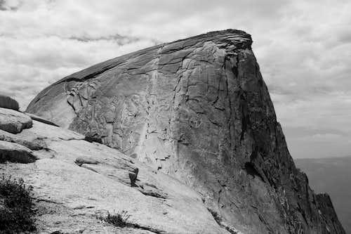 Half Dome: Cables Route