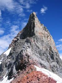 The imposing South Horn from...