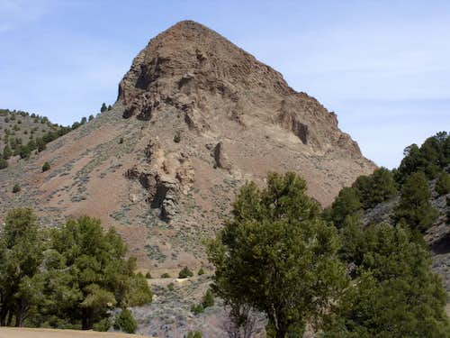 Sugarloaf - Six Mile Canyon