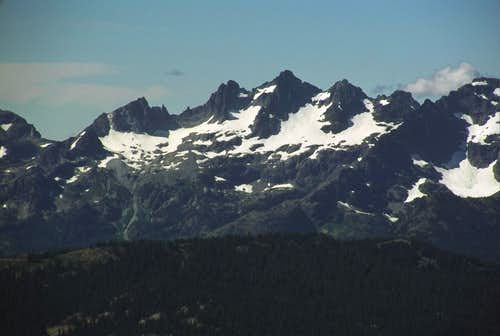 Lemah from Davis Peak