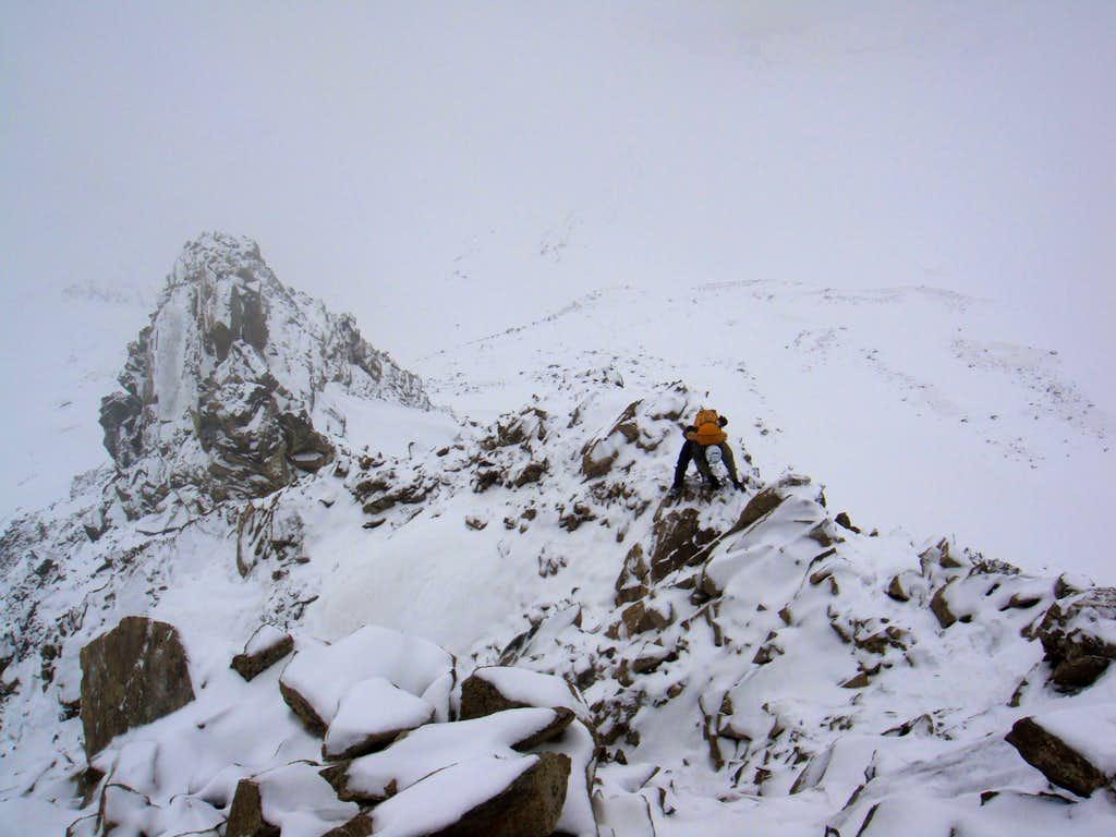 West ridge cruisin'