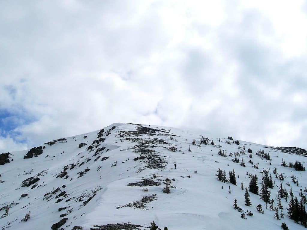 Little Sister Summit Ridge