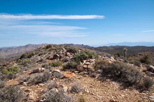 Summit of Lost Horse Mountain