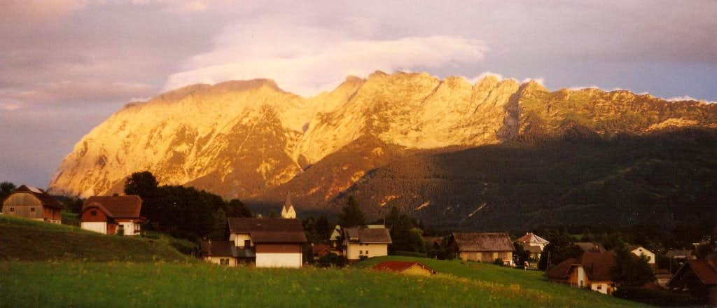 Grimming and Bad Mitterndorf