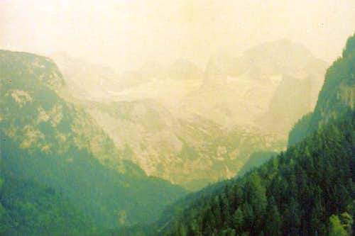 Awful photo Dachstein :((