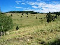 View of Profanity Ridge (on...
