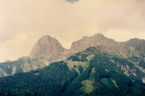 Old photos collection from Salzburger Alps