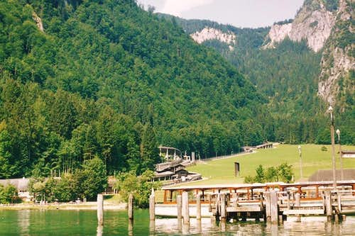 Konigsee slide