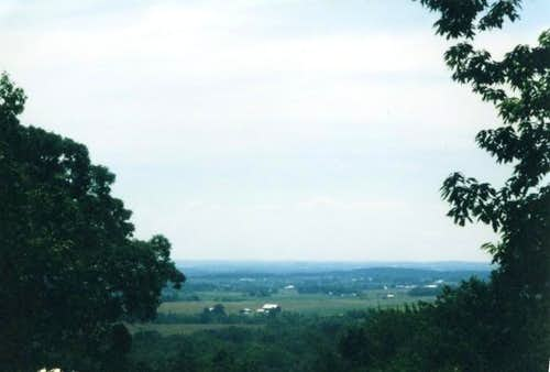 College Mountain-Carrick Knob/Round Top