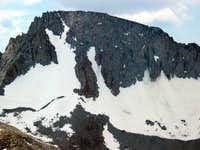 Mount Darwin - North Face...