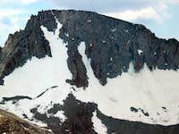 Mount Darwin - North Face...