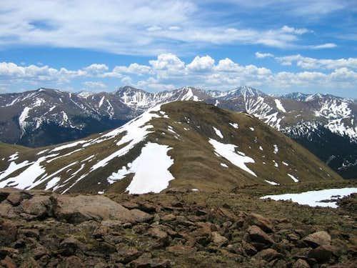 Bard Peak , Mount Parnassus...