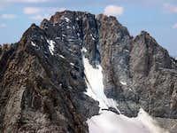 Mount Mendel - July 2004