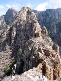 Whiskey Ridge Proper
