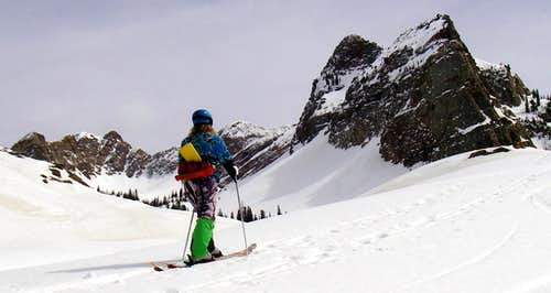Skinning up to the Sundial and Monte Cristo