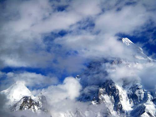 K-2 and Angel Peak