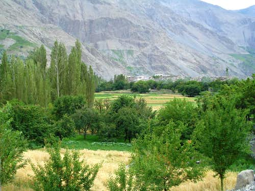 Hushe Valley