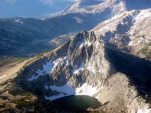 Hawksbeak Peak from the...