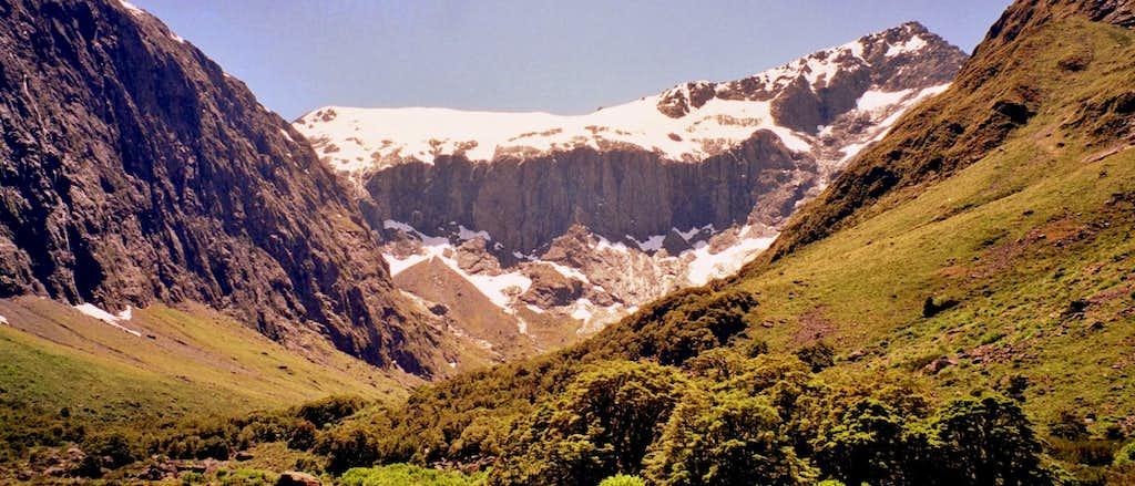 Mountains of Fiordland