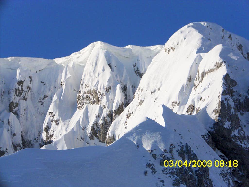 Sljeme ridge