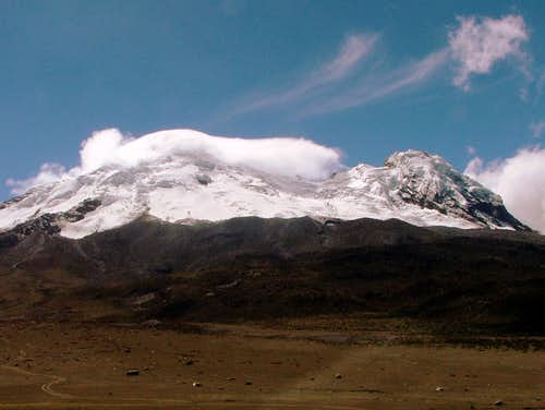 Antisana, the 4th highest.