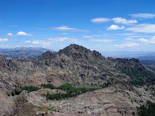 Raymond Peak and the...