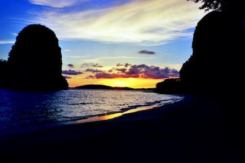 Railey sunset