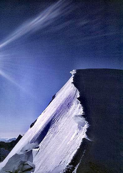 Rottalhorn (3975 m)