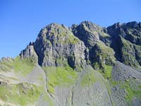 Hohe Villerspitze from the...