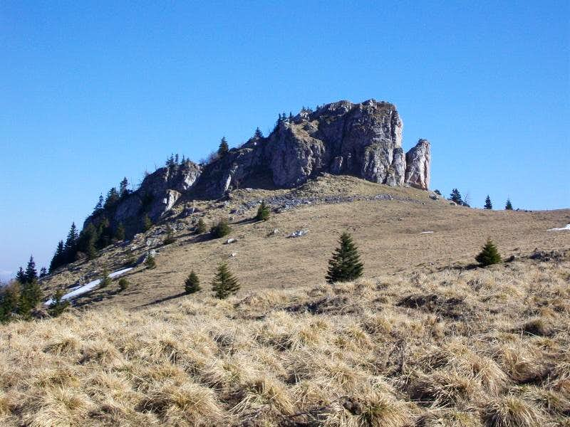 Rocks near Kralova Studna