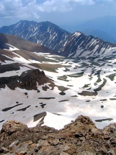 June 23, 2004 Avidar Peak...