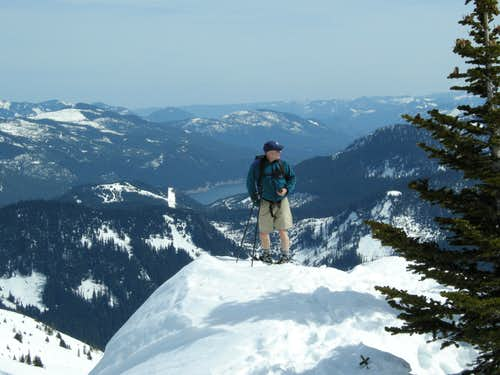 Summit of Granite Mountain
