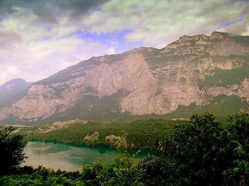 Near Monte Brento