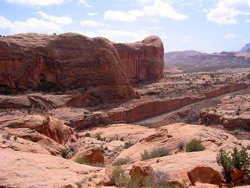 Bootlegger Canyon